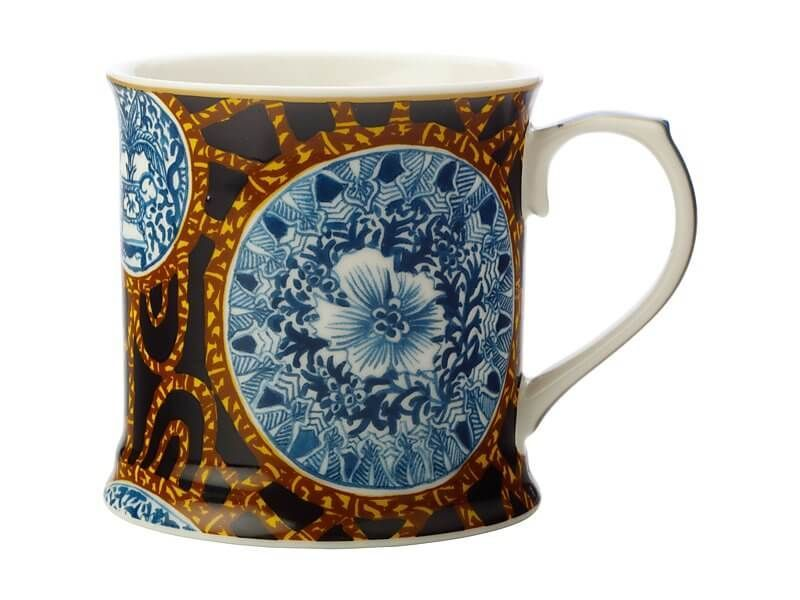 Maxwell & Williams: Greg Irvine Mug Batik Toile (360ml)