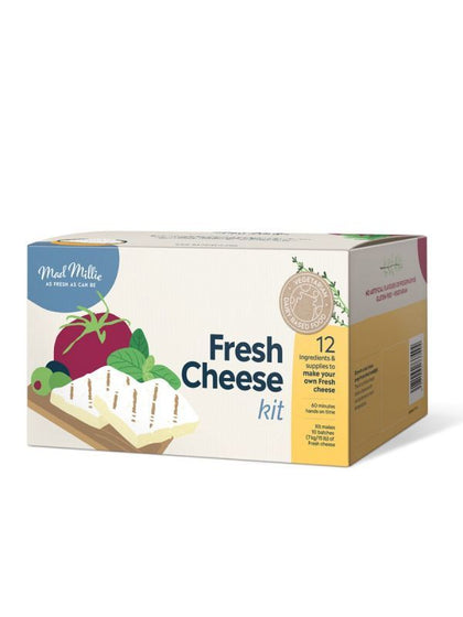Mad Millie - Fresh Cheese Kit