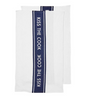 Ladelle - Kiss The Cook Tea Towel - Navy Blue