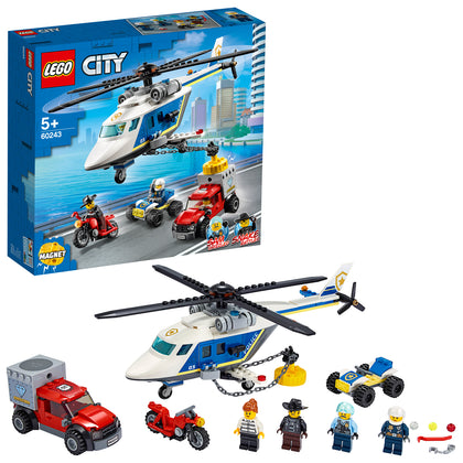 LEGO City: Police Helicopter Chase - (60243)