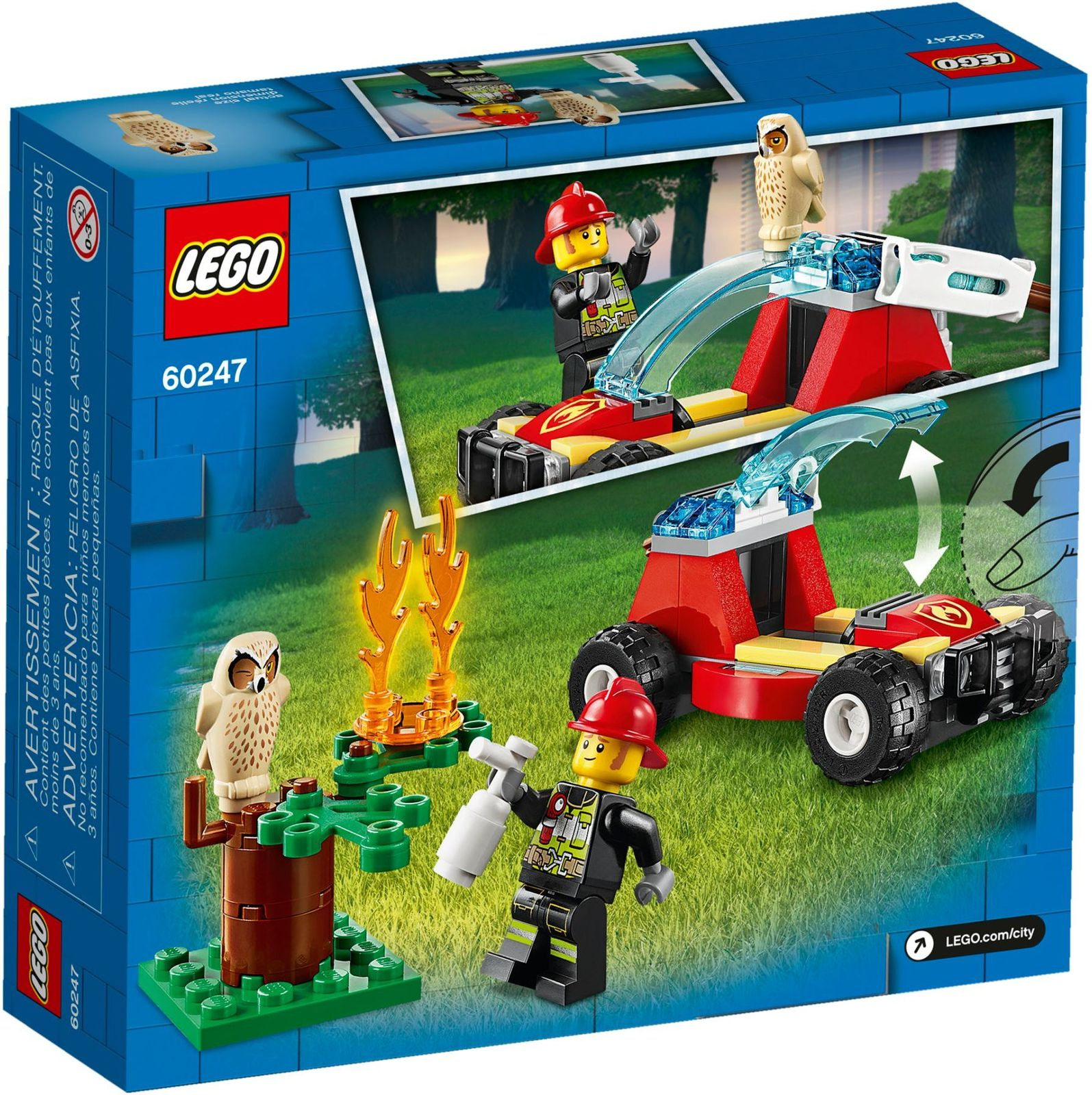 LEGO City: Forest Fire - (60247)