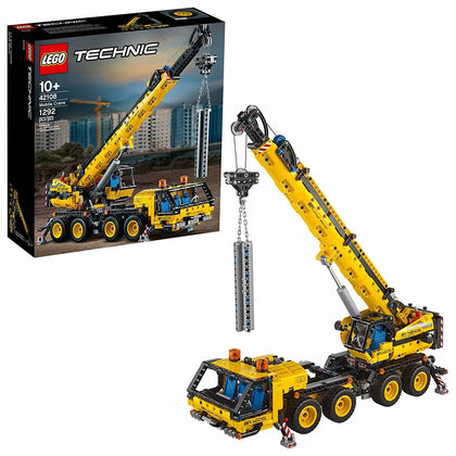 LEGO Technic: Mobile Crane - (42108)