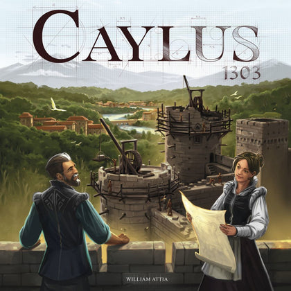 Caylus 1303 - Board Game