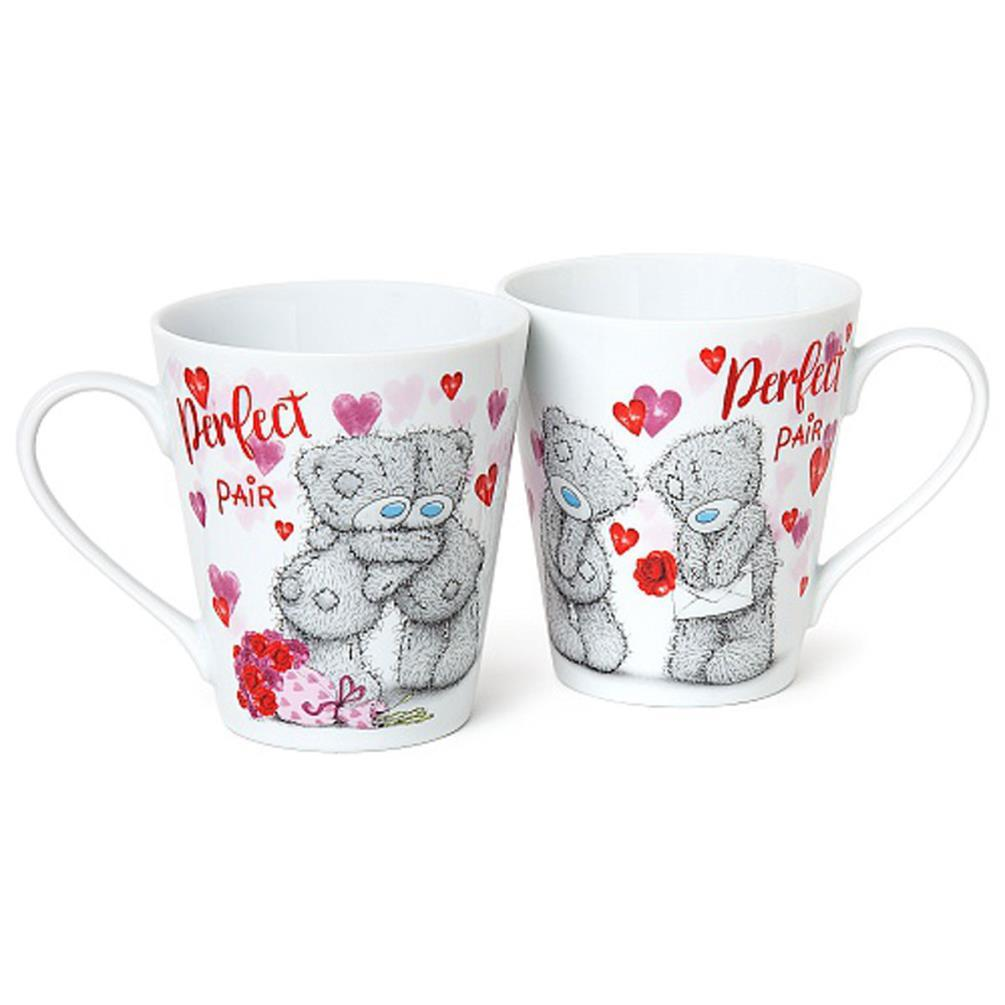 Me to You: His and Hers Socks 'N Mugs Gift Set
