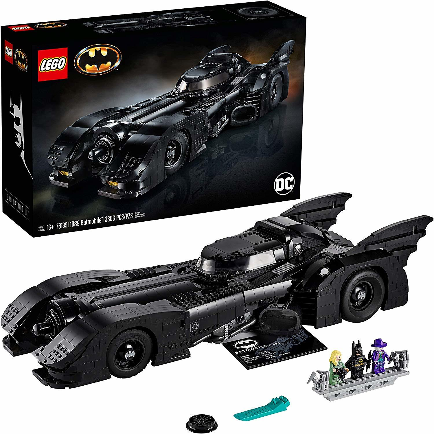 LEGO Super Heroes: 1989 Batmobile - (76139)