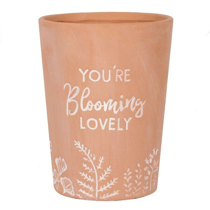 Terracotta Plant Pot - Blooming Lovely