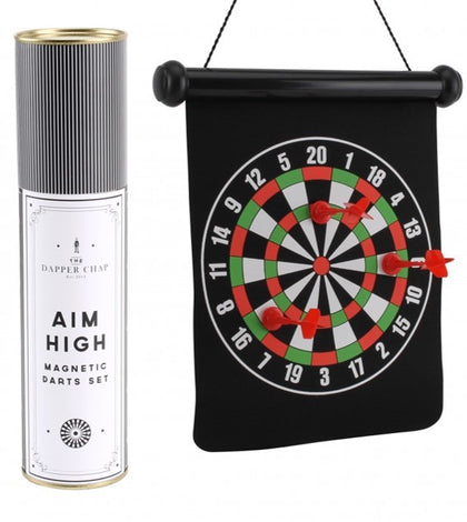Dapper Chap: Magnetic Dartboard