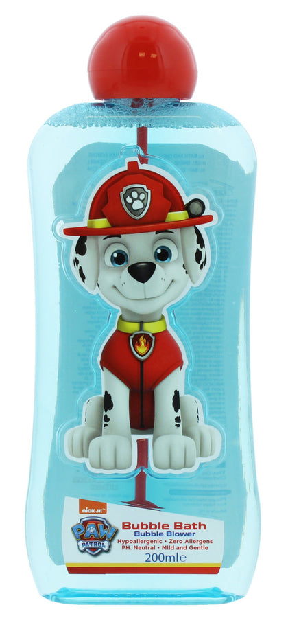 Paw Patrol Bubble Bath Bubble Blower (200ml)