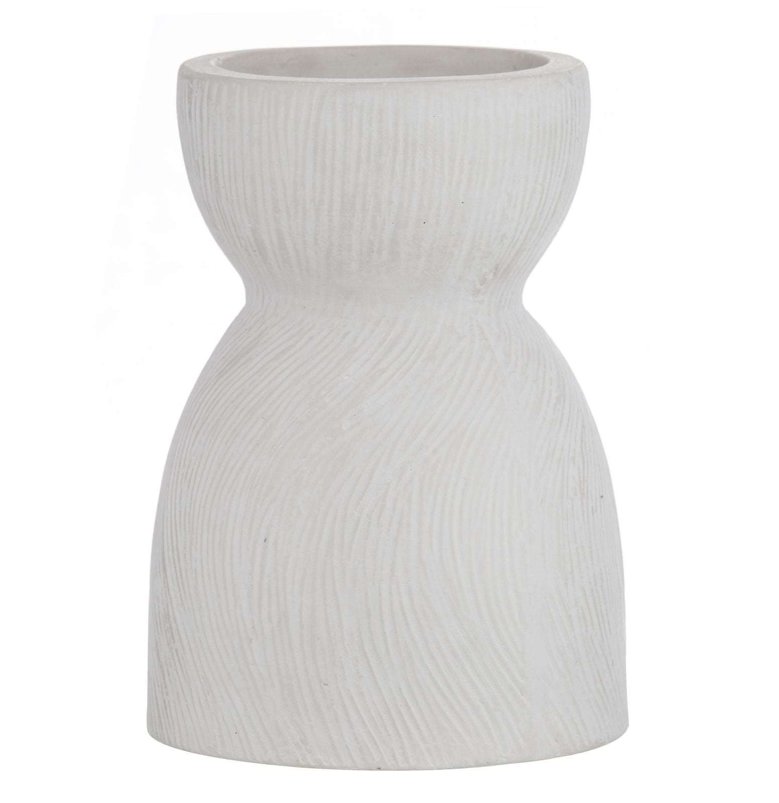 Grand Designs: Museo Candle Holder - Eggshell