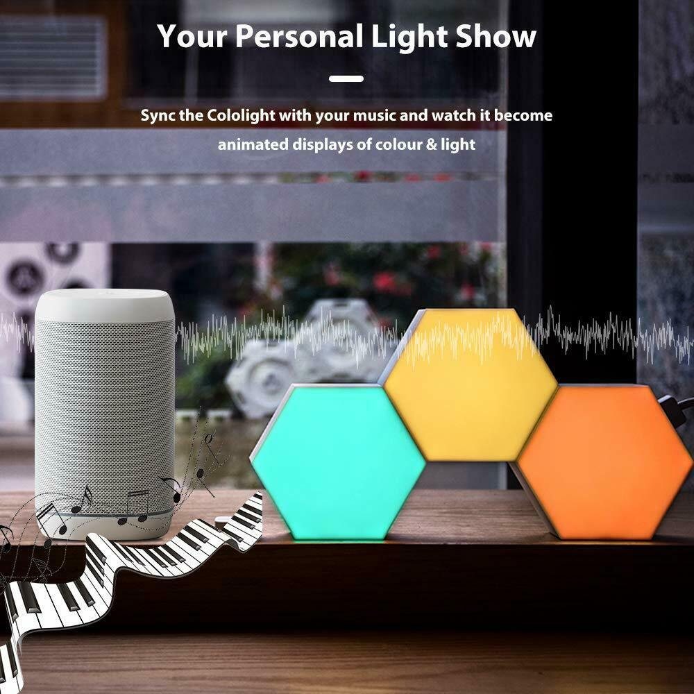 LifeSmart QuantumWiFi Smart LED Light Kit