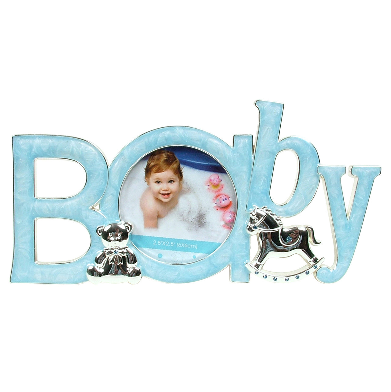 Dakota BABY Frame - Blue