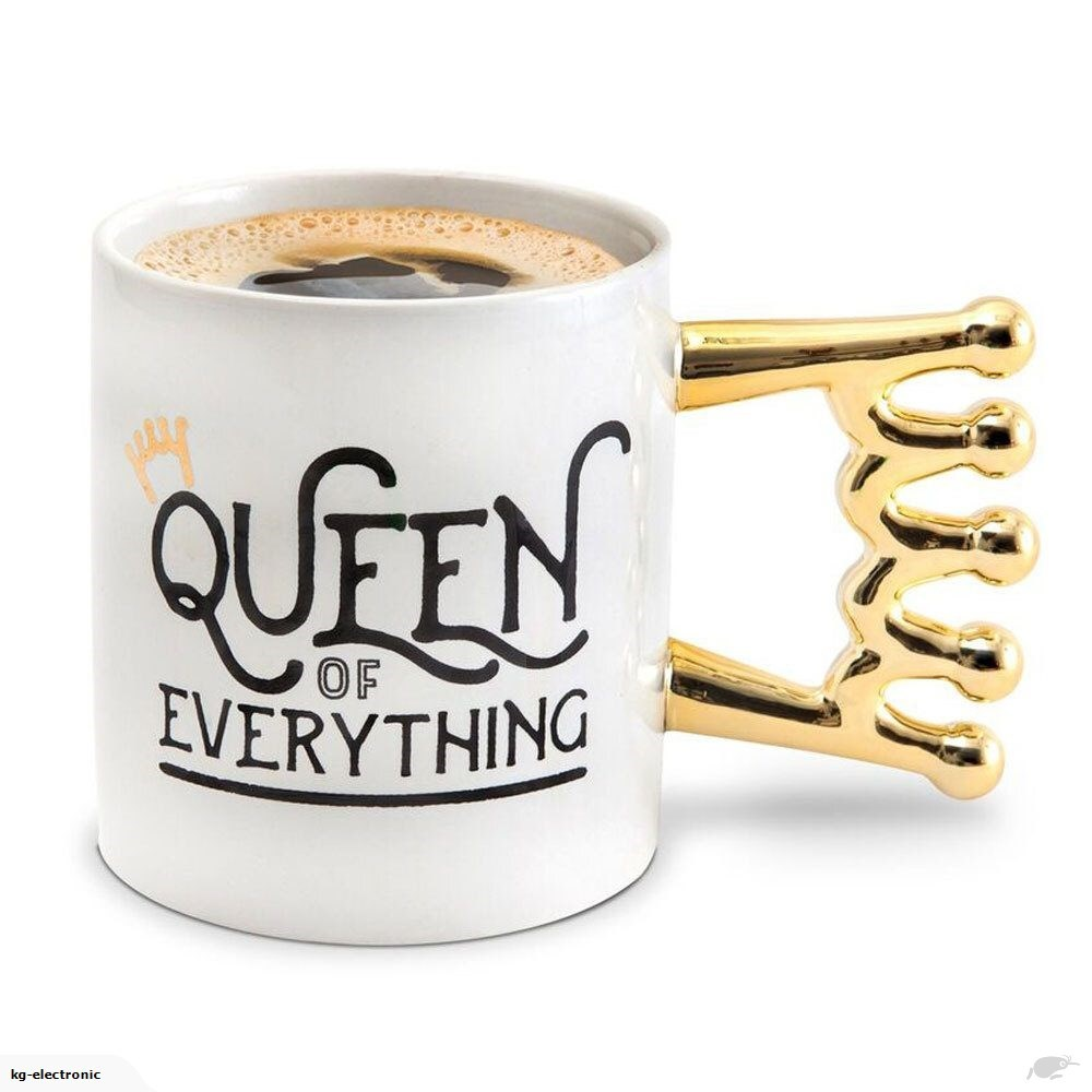 BigMouth - The Queen Of Everything Coffee Mug