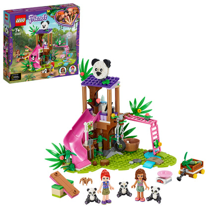 LEGO Friends: Panda Jungle Tree House - (41422)