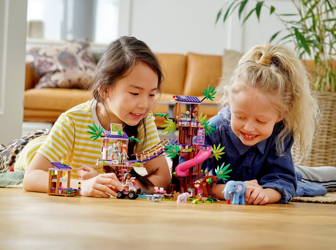 LEGO Friends: Jungle Rescue Base - (41424)