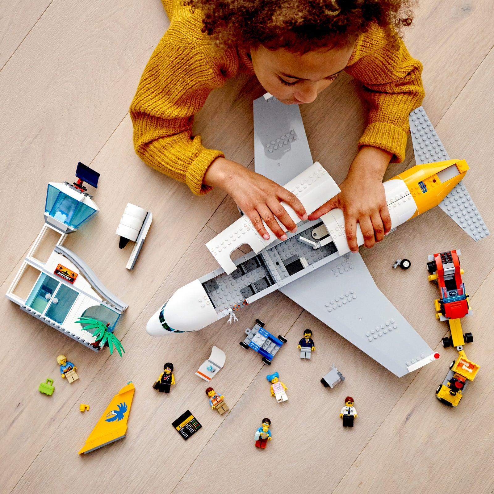 LEGO City: Passenger Airplane - (60262)