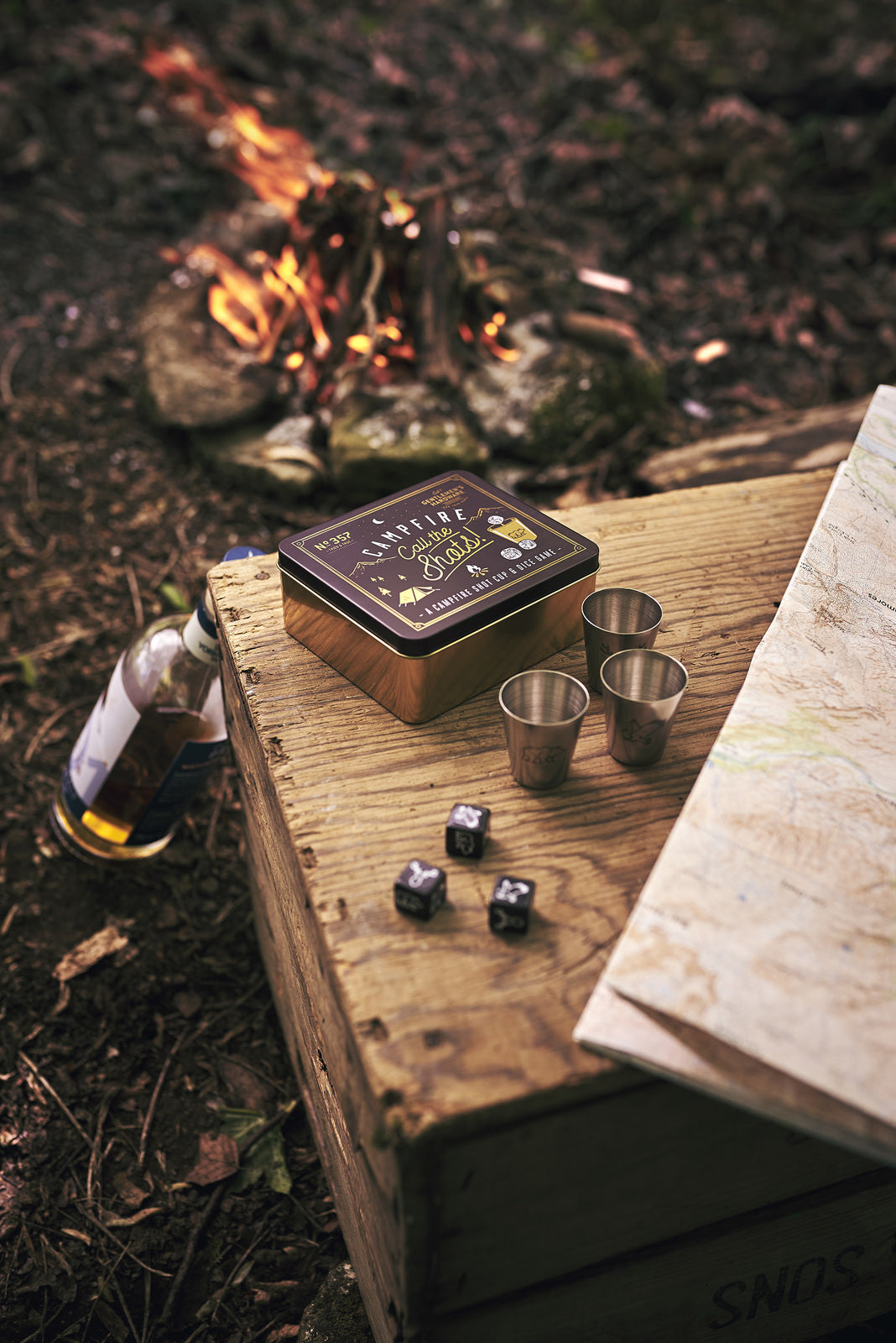 Gentlemen's Hardware: Campfire Call the Shots