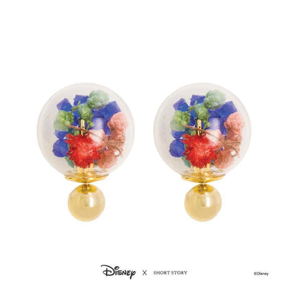 Short Story: Disney Earring Bubble Mulan