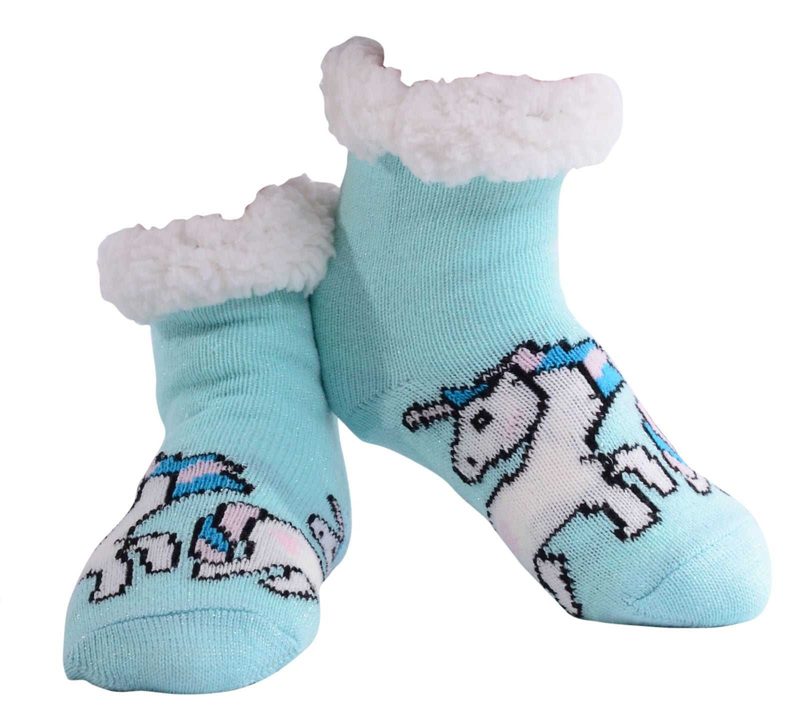 Nuzzles Girls Unicorn - Assorted Colours
