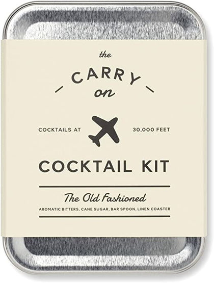 W&P: The Carry On Cocktail Kit - The Old Fashioned