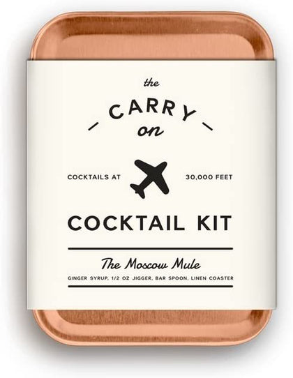 W&P: The Carry On Cocktail Kit - The Moscow Mule