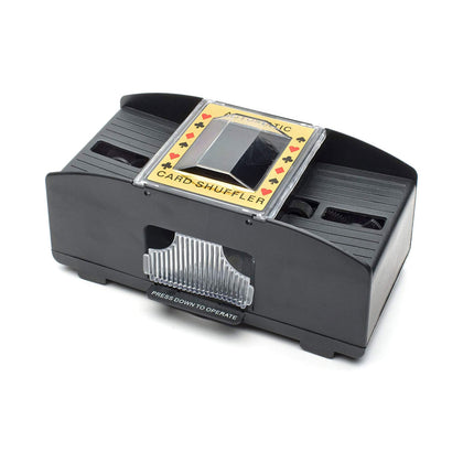 Card Shuffler Battery Operated