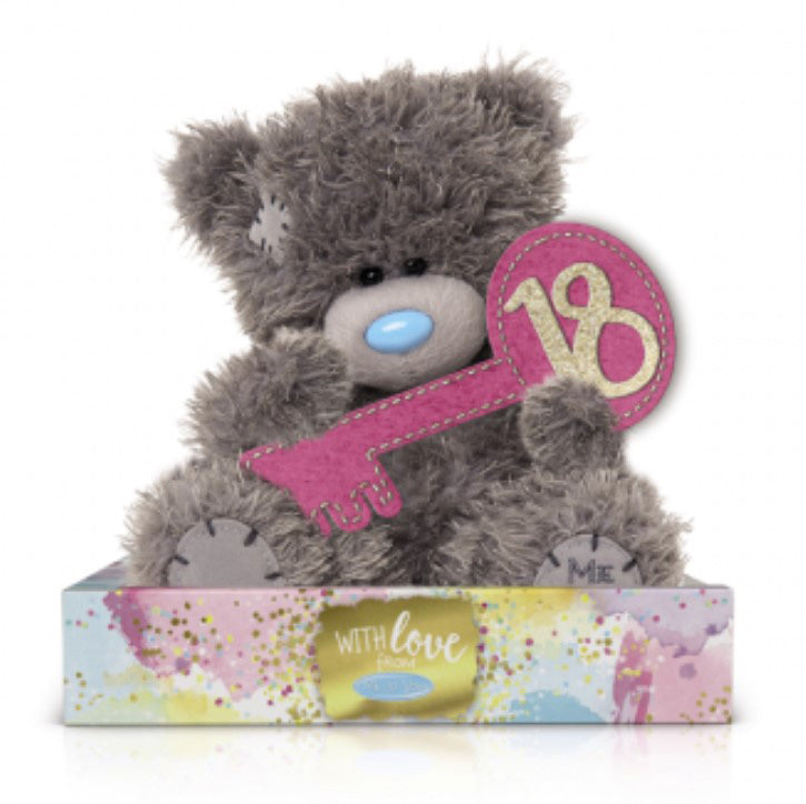 Me To You: M7 18th Birthday Bear and Plush Key (2020)