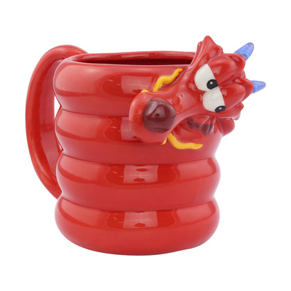 Disney Mulan: Mushu Shaped Mug