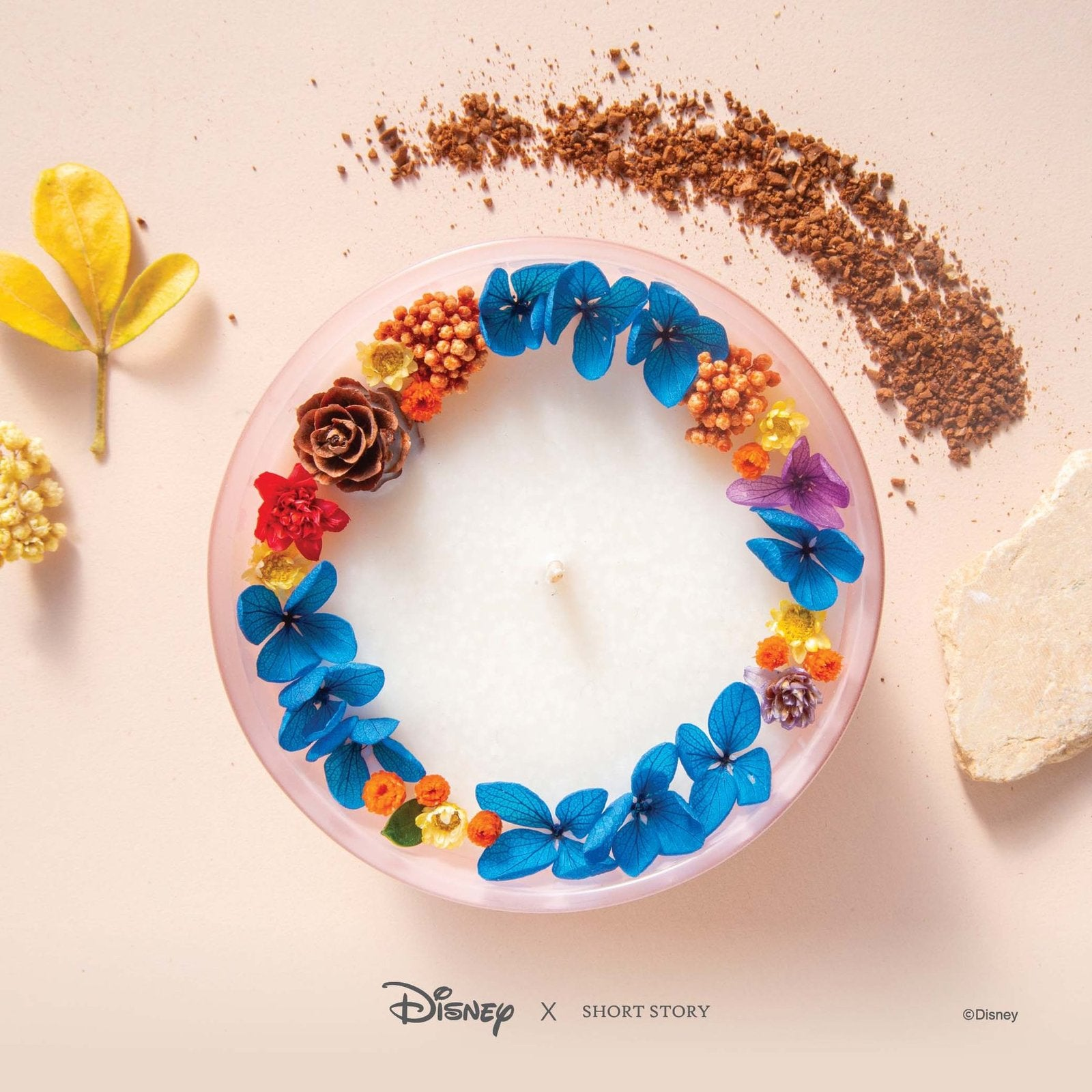 Short Story: Disney Triple Scented Soy Candle - Pocahontas