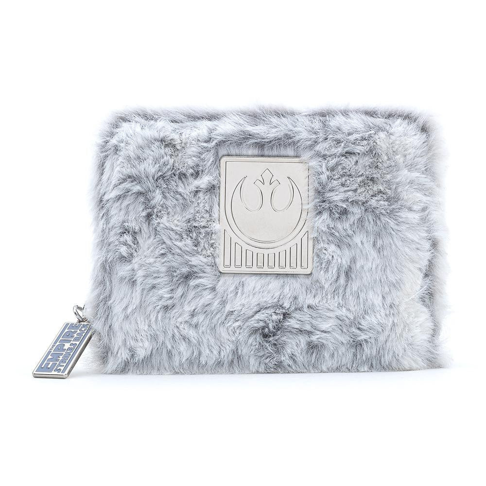 Loungefly: Star Wars - Empire 40th Hoth Faux Fur Wallet