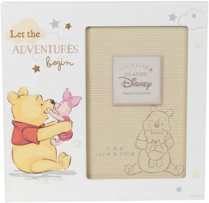 Pooh: Frame 'Let The Adventures Begin'