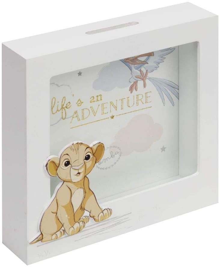 Baby Simba Money Bank