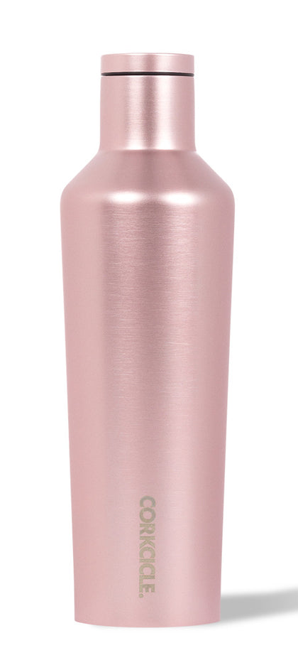 Corkcicle: Metallic Canteen - Rose 470ML