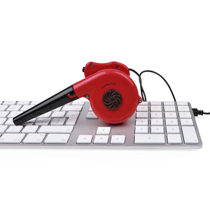 Legami: Blow Away Mini USB Blower - Red