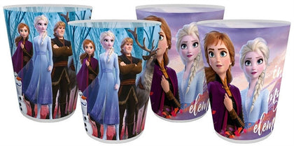 Disney: Frozen 2 Cups (4 Set)