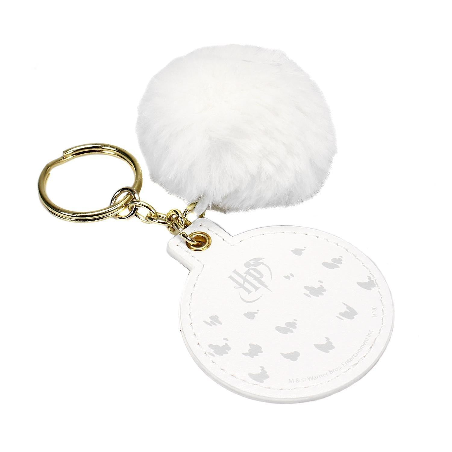 Harry Potter: Keychain - Hedwig with PomPom