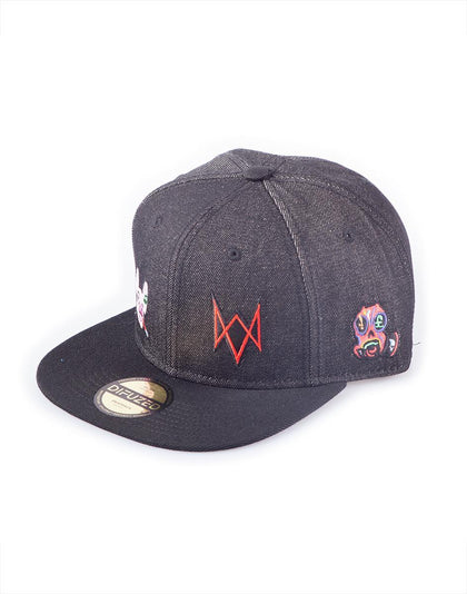 Difuzed: Watch Dogs: Legion Denim Snapback Cap
