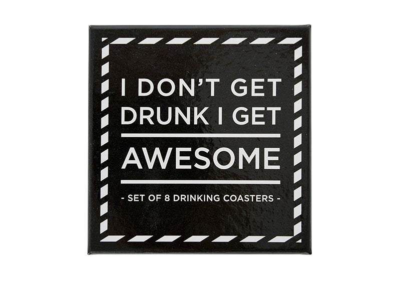 Annabel Trends: Drinking Coaster Set