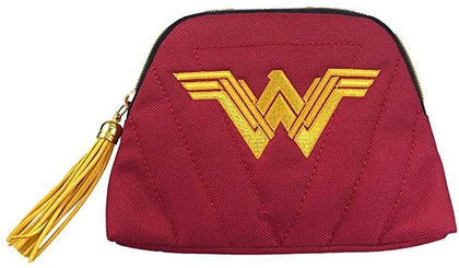 Wonder Woman Justice League Cosmetic Bag