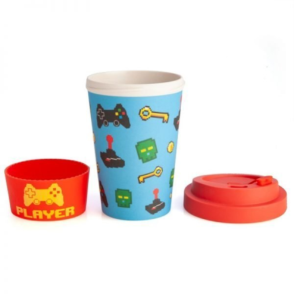 Eco-to-Go Bamboo Cup - Gamer