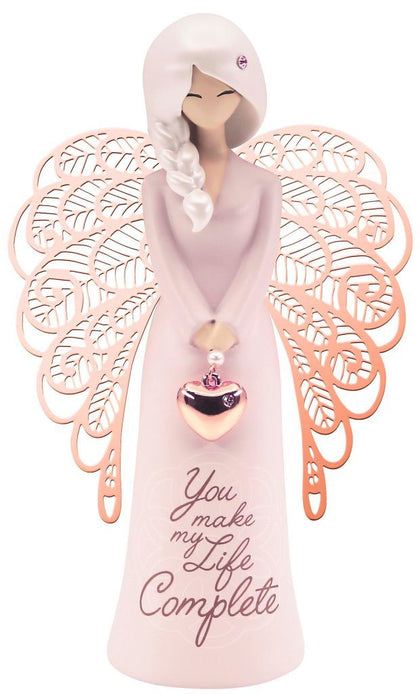 You are an Angel: Life Complete Angel Ornament