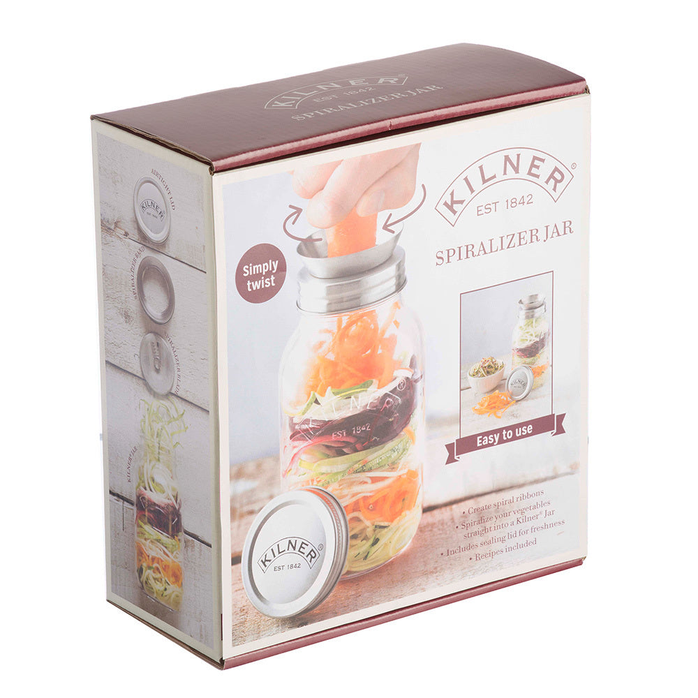 Kilner: Spiralizer Set