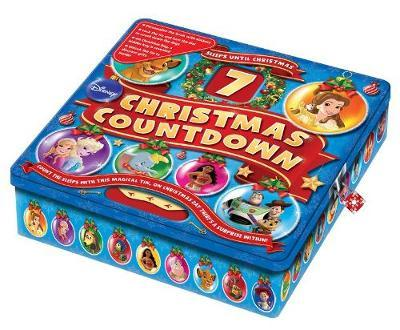 Disney Christmas Countdown