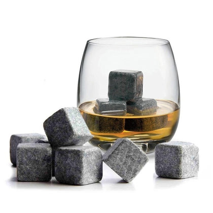 Whiskey Rocks Gift Set
