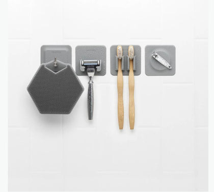 The 4in1 | Silicone Tile Series - Grey