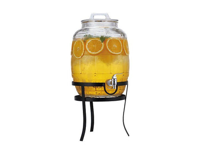 Maxwell & Williams: Barrell Drink Dispenser With Stand