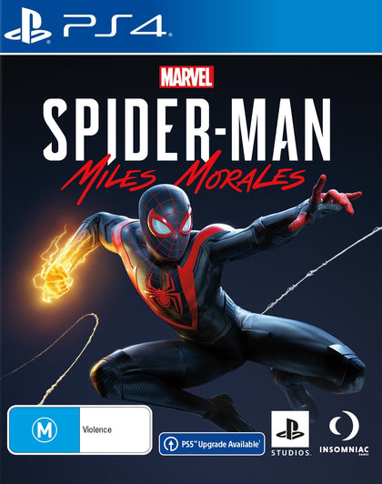 Spider-Man: Miles Morales - PS4