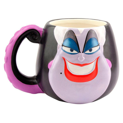 Ursula Shaped Mug