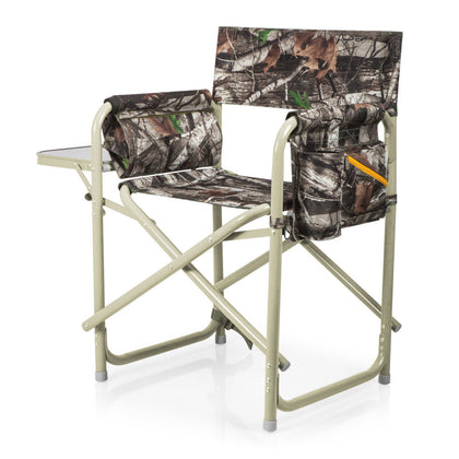 Picnic Time: Outdoor Directors Chair - Camouflage