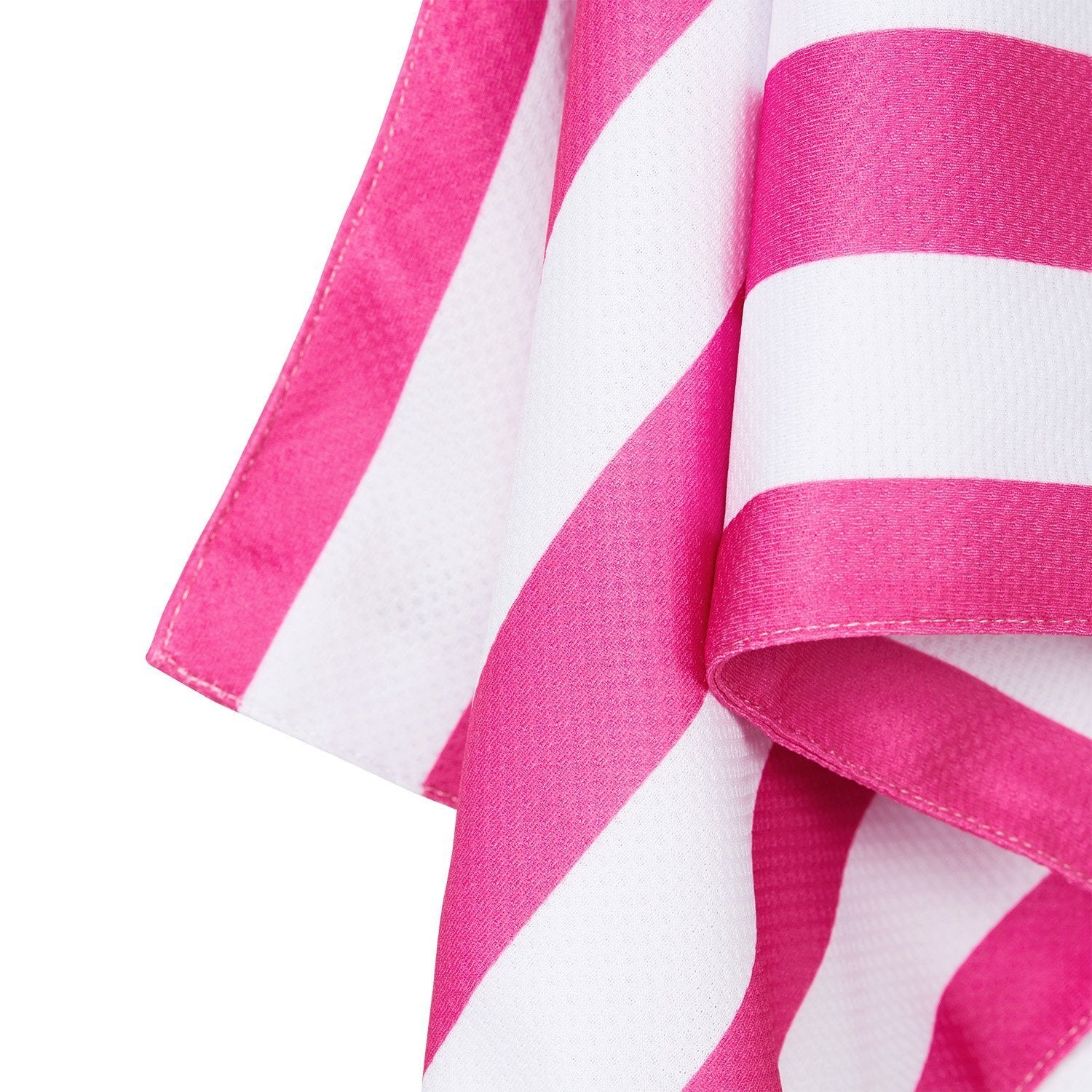 Dock & Bay: Cooling Towel Cabana Collection - Phi Phi Pink