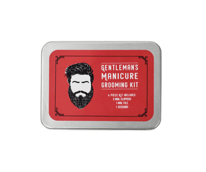 Annabel Trends: Gentleman's Grooming Manicure Kit